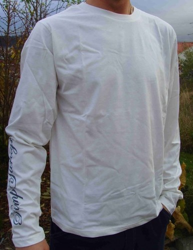 "Longsleeve-Shirt ""PG"", ivory"