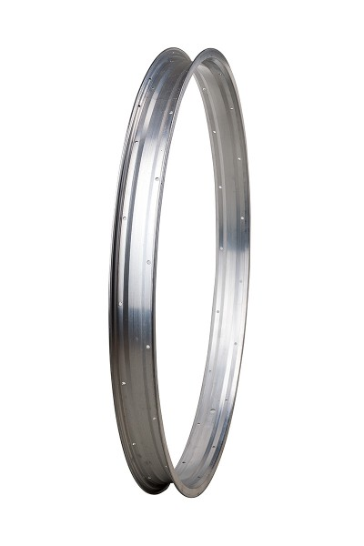 Alu rim 27,5 inch 57 mm raw