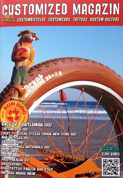 Customized Magazin Issue 35