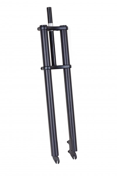 Double Crown Fork 69 black matte