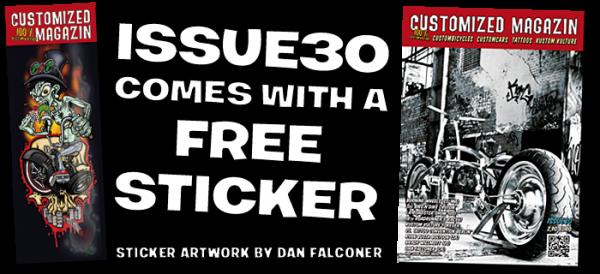 Customized Magazin Issue 30