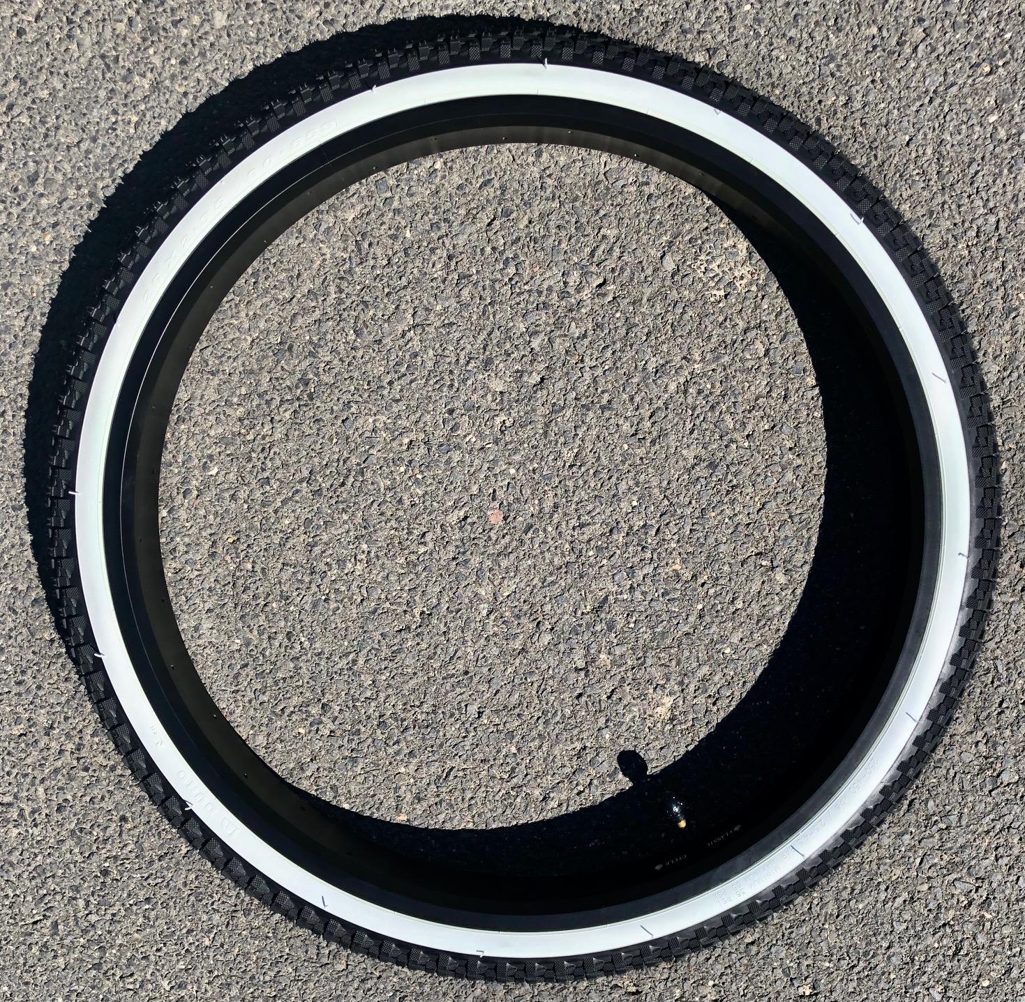 Pneu ELECTRA Blossom Black 26x2.125