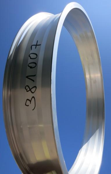 Alu Rim NO Holes 102, 26 inch., 102 mm, silver