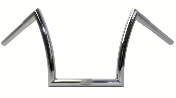 Breezer Horn Bar Handlebar M, chrome plated