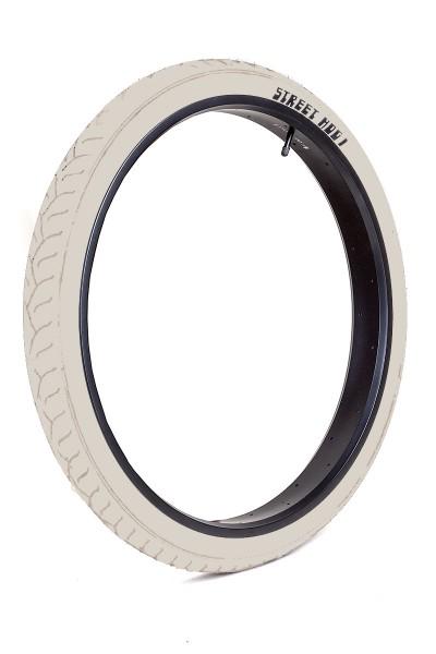 Tire Street Hog I 26 x 2.35, creme