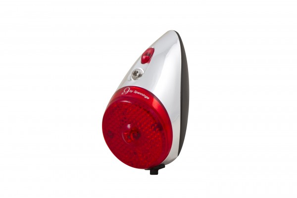 Rearlight Nr. 9 Spanninga Retro LED Battery CP