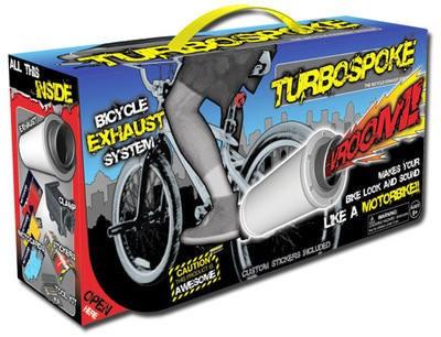 Turbospoke Muffler