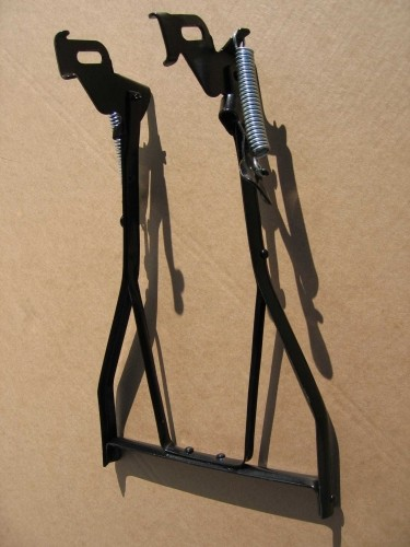 Rear End Doublestand 28/26 inch. with Adjustment