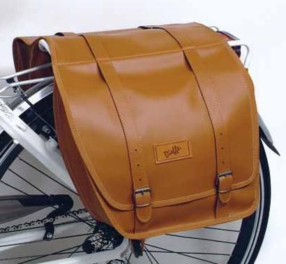 Carrierbag / SaddleBag, Vintage 2 buckles