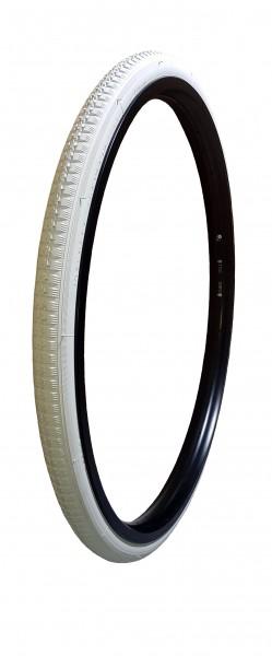 Tires white 28 x 1 5/8 x 1 3/8 37-622
