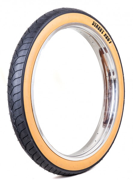 2nd Choice Tire Street Hog I 26 x 3.0, Gum Wall