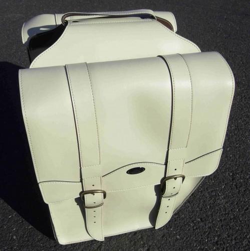 Carrier Bag, Vintage, creme