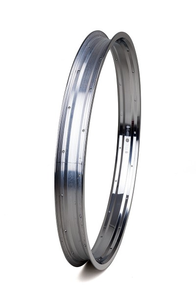 Alu rim 24 inch 57 mm, high polished