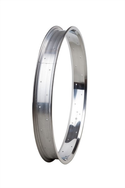 Alu rim 24 inch 67 mm high polished