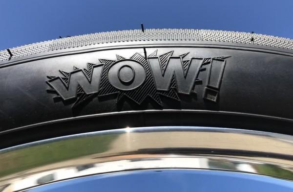 Tire WOW 26 x 3.45, black