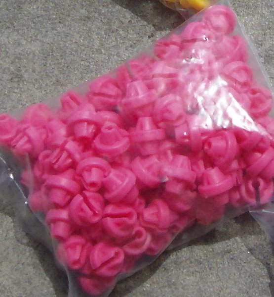 100 Spoke - Snappers Spokey pink
