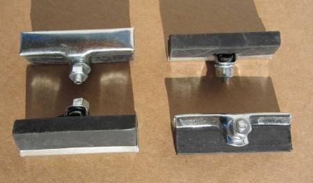 Brakepads for Roller - Lever - Brakes