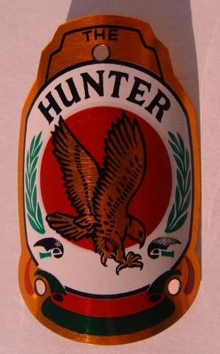 Head Badge Hunter