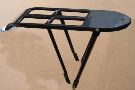 Original Cruiser Carrier / Pannier Rack, black