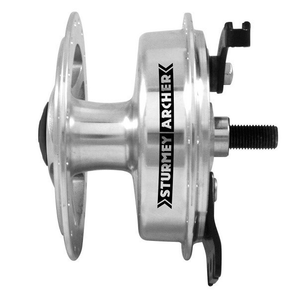 Sturmey Archer single-sided drum brake hubs (X-SD) right